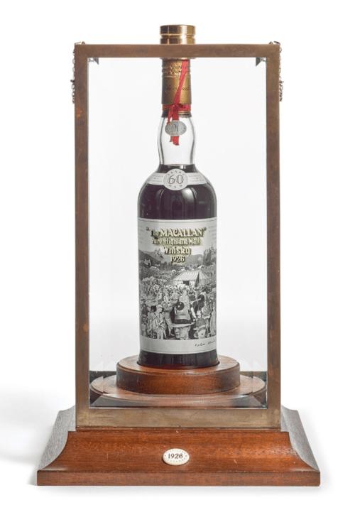 Rare Whisky, the Liquid Asset
