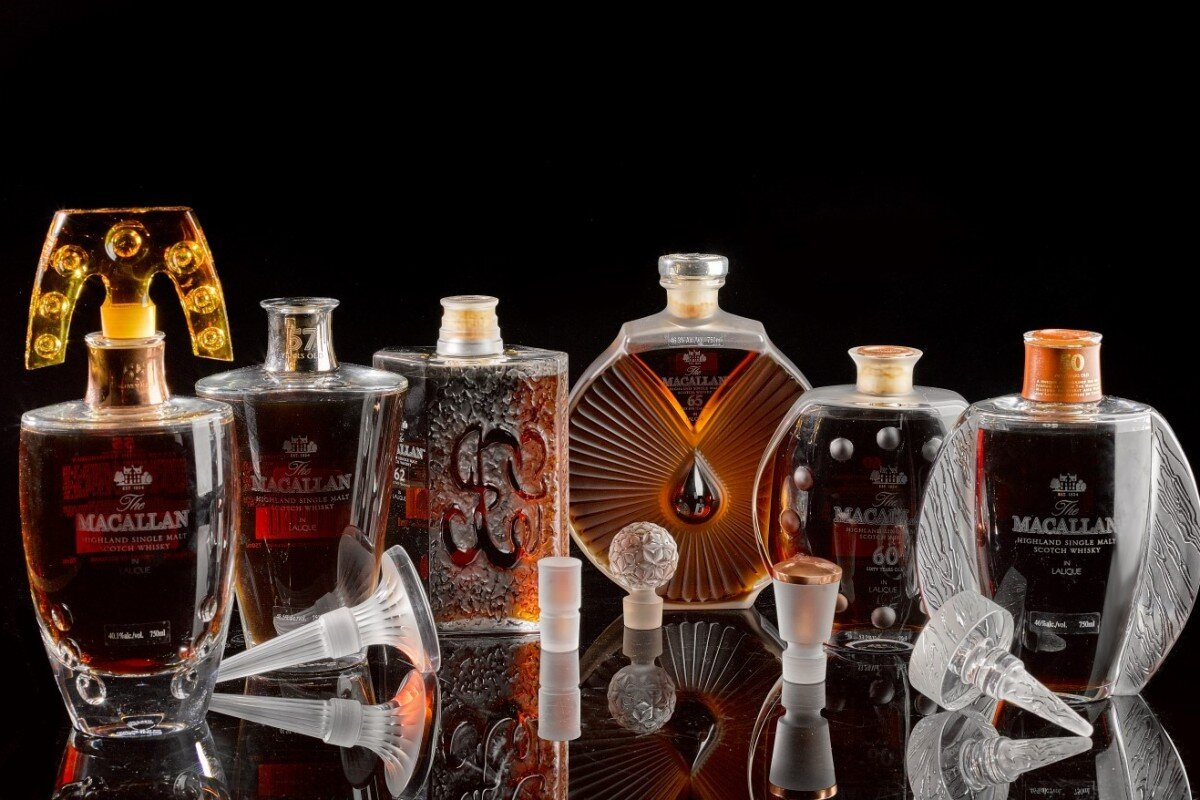 Sotheby's US$5m 'Ultimate Whisky Collection'