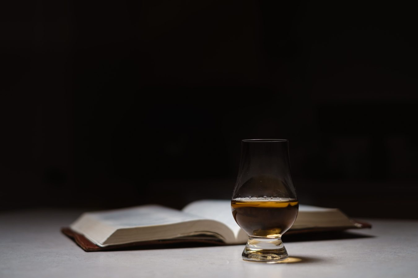 You should be investing in your next whisky instead of drinking it